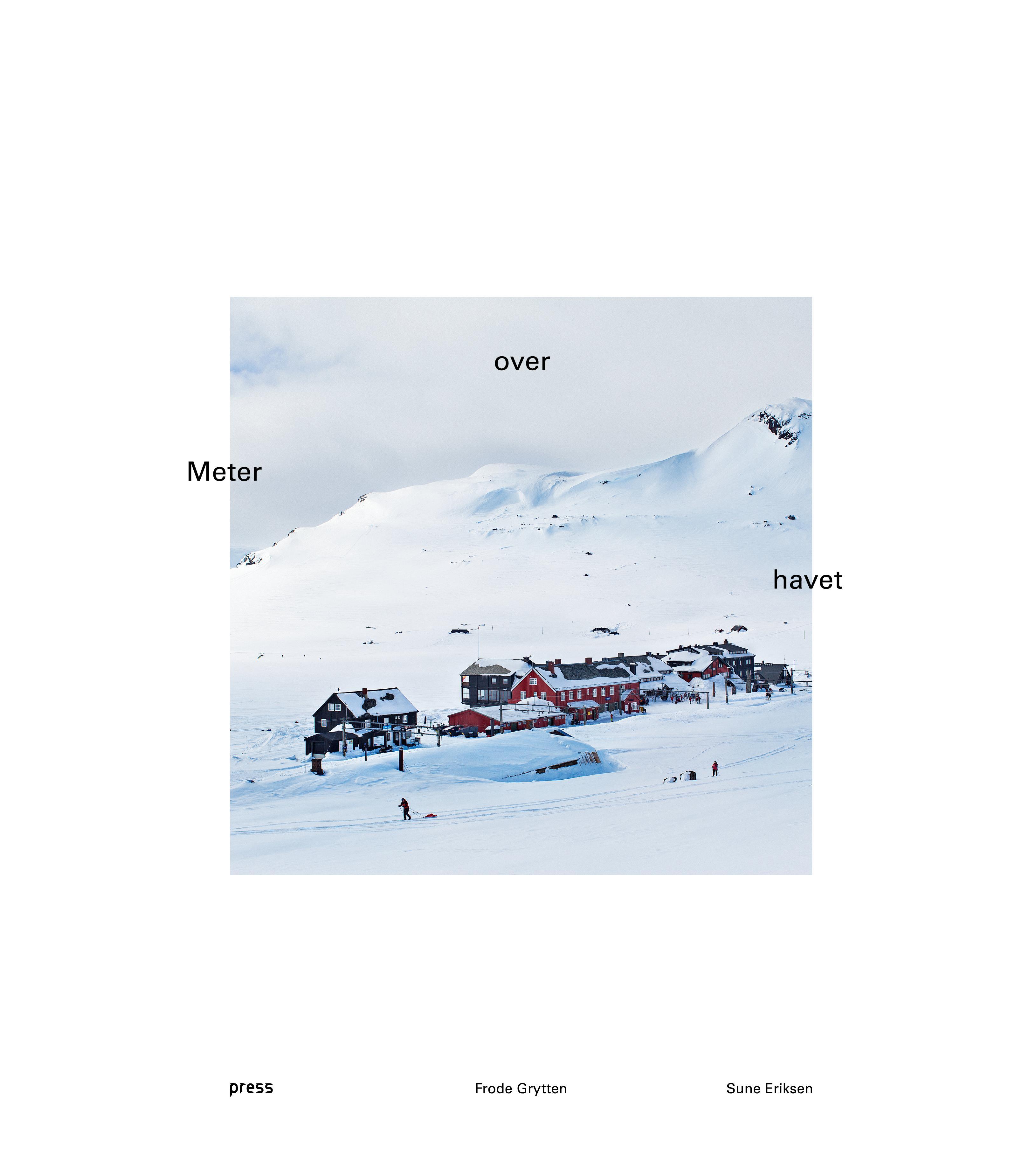 """""""Meter over havet"""" av Frode Grytten"""