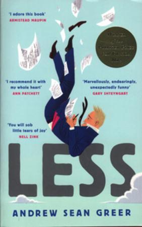 """""""Less"""" av Andrew Sean Greer"""