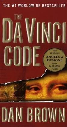 """The Da Vinci Code"" av Dan Brown"