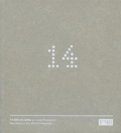 """""""14 dikt om lykke"""" av Lukas Moodysson"""
