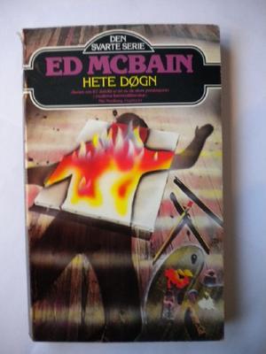 """""""Hete døgn"""" av Ed McBain"""
