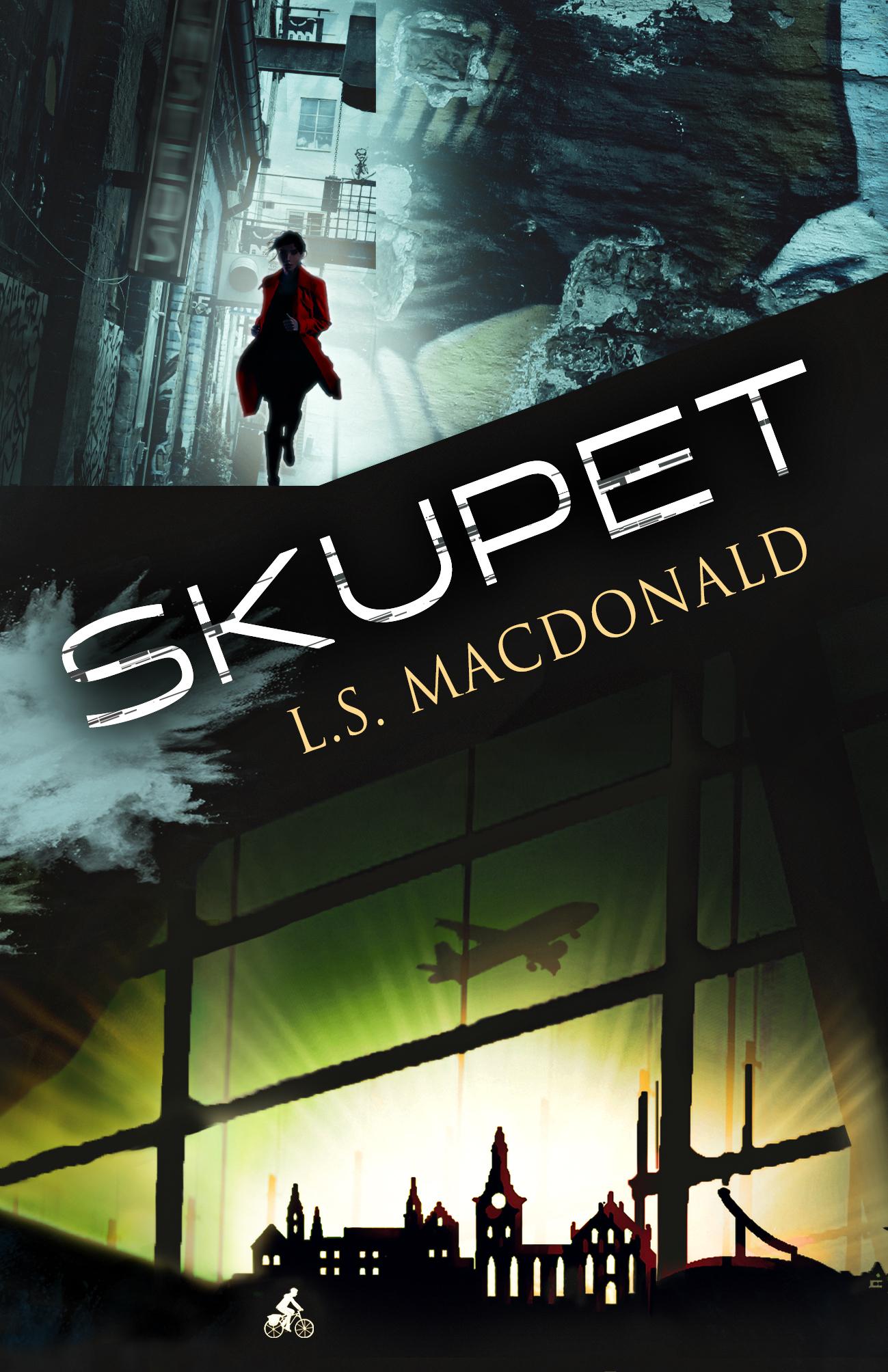 """Skupet - kriminalroman"" av L.S. Macdonald"