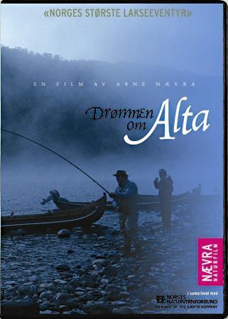 """""""Drømmen om Alta"""" av Arne Nævra"""