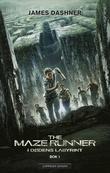 """""""I dødens labyrint"""" av James Dashner"""