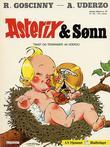 """Asterix & Sønn"" av Albert Uderzo"