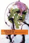 """""""Henrik og Emilie - skuespill"""" av Niels Fredrik Dahl"""