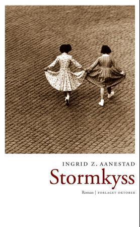 """""""Stormkyss - roman"""" av Ingrid Z. Aanestad"""