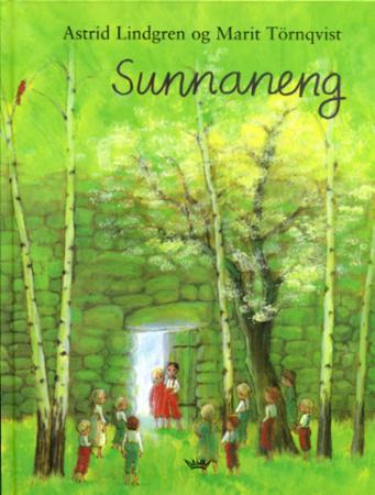 """""""Sunnaneng"""" av Astrid Lindgren"""