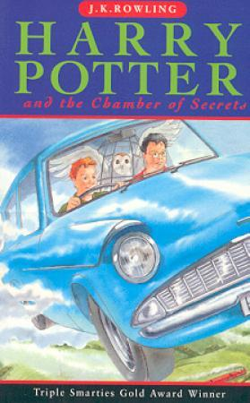 """Harry Potter and the chamber of secrets"" av J.K. Rowling"