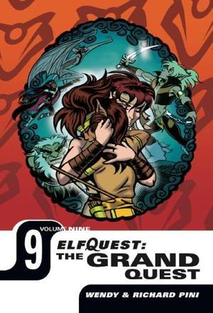 """Elfquest - The Grand Quest - Volume Nine"" av Wendy Pini"