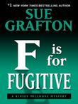 """""""F is for fugitive"""" av Sue Grafton"""