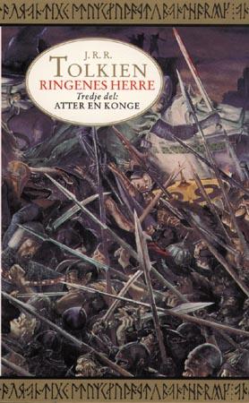 """""""Atter en konge - tredje del av Ringenes herre"""" av J.R.R. Tolkien"""