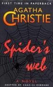 """Spider's web"" av Agatha Christie"