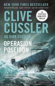 """""""Operasjon Poseidon"""" av Clive Cussler"""