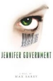 """Jennifer Government"" av Max Barry"