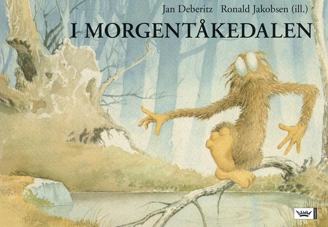 """""""I Morgentåkedalen"""" av Jan Deberitz"""