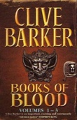 """Books of blood - volumes 1-3"" av Clive Barker"