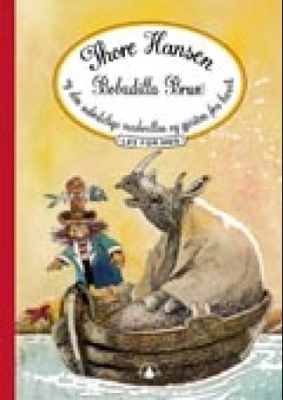 """""""Bobadilla Brun og den udødelige makrellen"""" av Thore Hansen"""