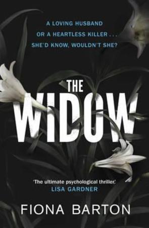 """""""The widow"""" av Fiona Barton"""