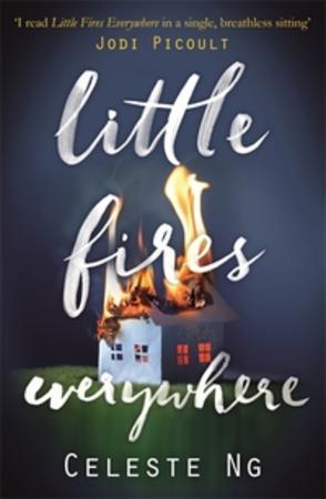 """""""Little fires everywhere"""" av Celeste Ng"""