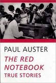 """The Red Notebook - True Stories"" av Paul Auster"