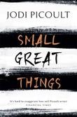 """Small great things"" av Jodi Picoult"