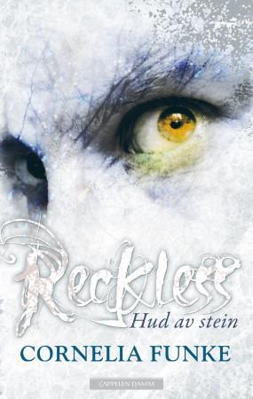 """""""Reckless - hud av stein"""" av Cornelia Funke"""