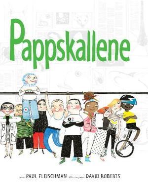 """""""Pappskallene"""" av Paul Fleischman"""