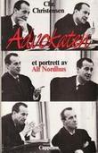 """""""Advokaten - et portrett av Alf Nordhus"""" av Chr. Christensen"""