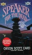 """Speaker for the dead"" av Orson Scott Card"