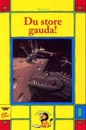 """Du store gauda!"" av Jon Ewo"