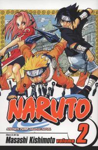 """""""Naruto volume 2"""" av Masashi Kishimoto"""