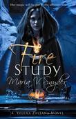 """Fire Study (Book 3 in The Study Trilogy) (MIRA)"" av Maria V. Snyder"