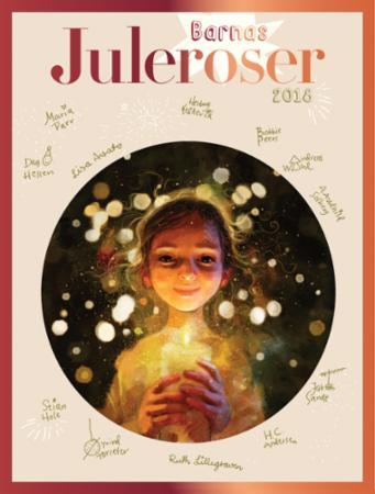 """""""Barnas juleroser - 2018"""" av Kjell Frostrud Johnsen"""