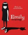 """""""Emily the strange hun er annerledes"""" av Rob Reger"""