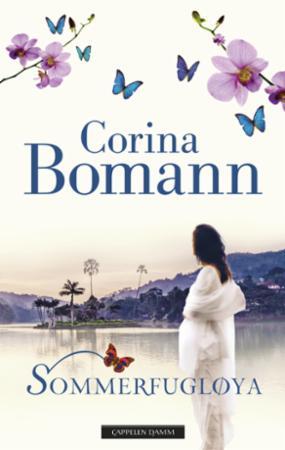 """Sommerfugløya"" av Corina Bomann"