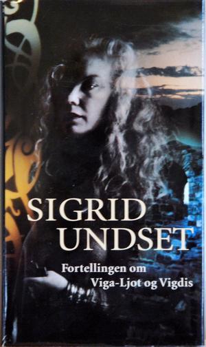 """""""Fortellingen om Viga-Ljot og Vigdis"""" av Sigrid Undset"""