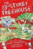"""""""The 13-storey treehouse"""" av Andy Griffiths"""