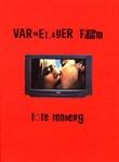 """""""Varmelager fem"""" av Tore Renberg"""