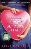 """""""Det Alice glemte"""" av Liane Moriarty"""