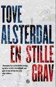 """""""En stille grav - kriminalroman"""" av Tove Alsterdal"""