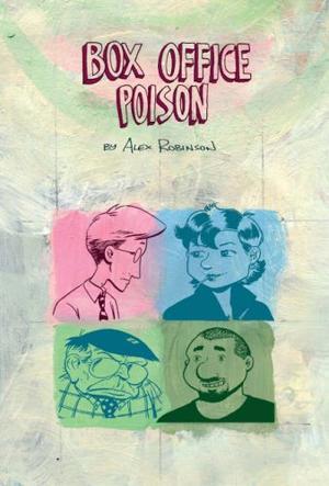 """Box Office Poison"" av Alex Robinson"