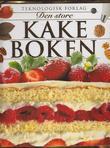 """""""Den store kakeboken"""" av Barbara Maher"""
