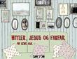 Omslagsbilde av Hitler, Jesus og farfar