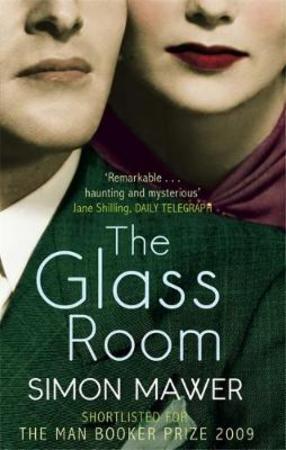 """""""The glass room"""" av Simon Mawer"""