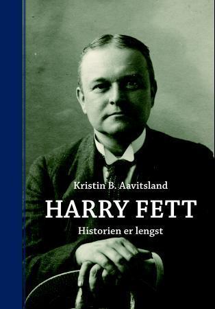 """""""Harry Fett - historien er lengst"""" av Kristin Bliksrud Aavitsland"""