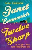 """Twelve Sharp (Stephanie Plum 12)"" av Janet Evanovich"