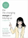 """The life-changing manga of tidying up a magical story"" av Marie Kondo"