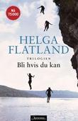 """""""Bli hvis du kan, reis hvis du må ; Alle vil hjem, ingen vil tilbake ; Det finnes ingen helhet"""" av Helga Flatland"""