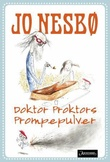 Omslagsbilde av Doktor Proktors prompepulver